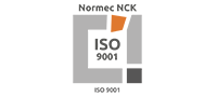 NCK 9001 logo